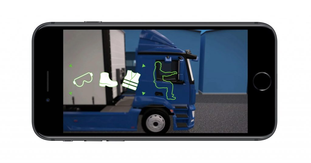 Health and Safety training available on mobile