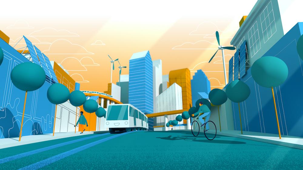 GreenNewDeal - green transport